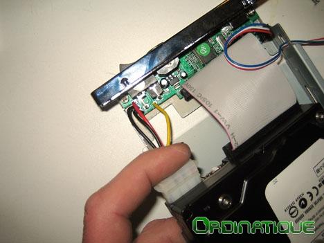 Boîtier externe pour disque dur