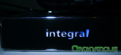 Led bleue «Integral»