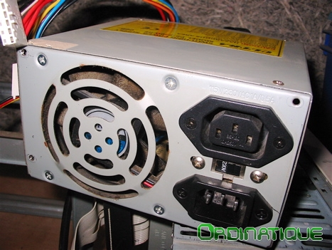 Alimentation PC