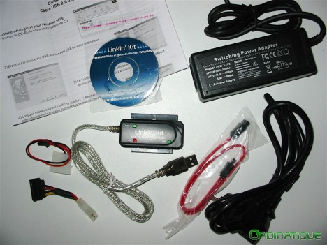 kit de connexion Linkin'kit