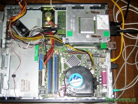 Compaq D530