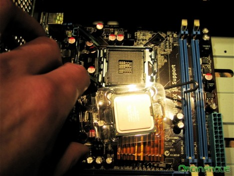 Processeur Intel Pentium